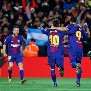 Camp Nou gol Barça Celta Copa   EFE