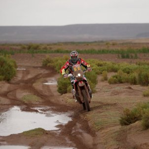 Barreda Dakar 2018 EFE
