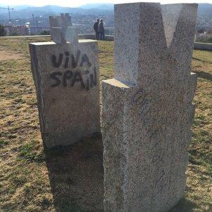 monument rosa dels vents sant cugat Twitter Ajuntament