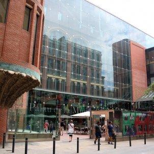 façana palau de la música ACN