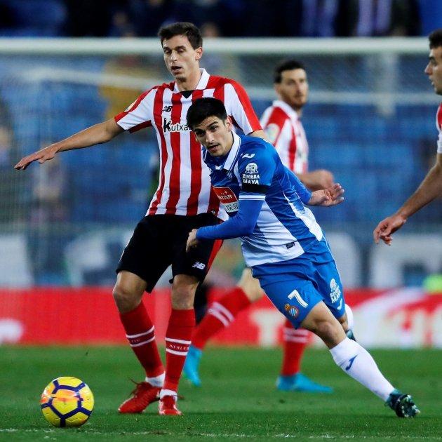 Espanyol Athletic Bilbao Gerard Moreno Efe