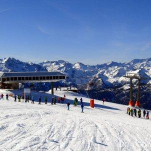 pistes d'esquí de Baqueira - ACN