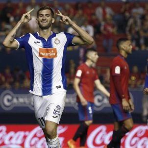 Leo Baptistao Espanyol Osasuna EFE