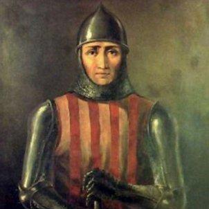 Neix Roger de Llúria, un viking a la cort de Barcelona. Representació contemporània. Font Arxiu d'ElNacional