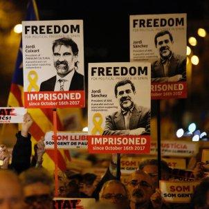 manifestacio presos tres mesos jordis - Sergi Alcàzar