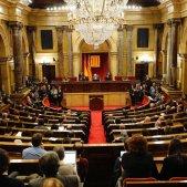 NO UTILITZAR, NO FA LA MIDA ple parlament constitucio mesa sergi alcazar
