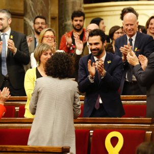 roger torrent aplaudiment sergi alcazar