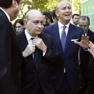 Jorge Fernández corbata EFE