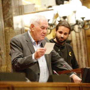 Maragall Mesa Parlament - Sergi Alcàzar