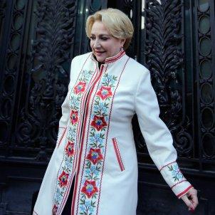 Viorica Dancila primera ministra Romania Efe