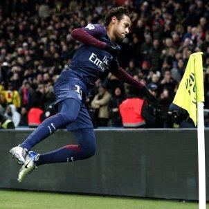 Neymar PSG Dijon   EFE