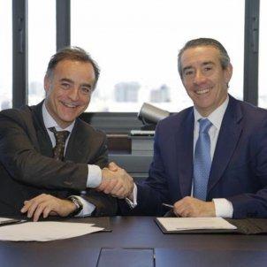 alcaraz caixabank antonio valls alimentaria fira acord EP