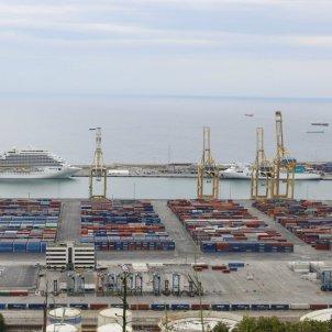 contenidors port barcelona acn