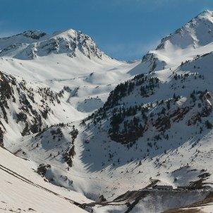 glaceres pirineus edat gel pixabay