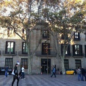 Palau Marc  Rambles de Barcelona Kippelboy