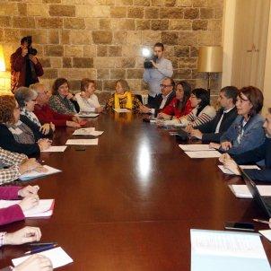 Reunió de la comissió del nomenclàtor Girona - ACN