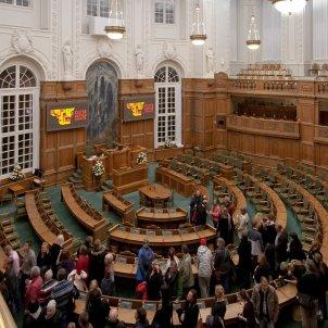 parlament danés EFE