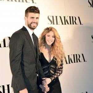 Shakira i Piqué ACN