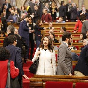 Ines Arrimadas Hemicicle Parlament - Sergi Alcàzar