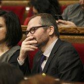 Josep Costa Vicepresident de la mesa Parlament   Sergi Alcàzar