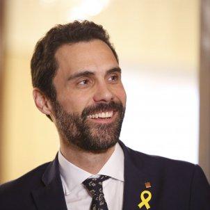 Roger Torrent President del Parlament - Sergi Alcazar