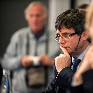 Carles Puigdemont Copenhaguen - Efe