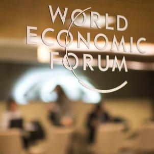 Fòrum Econòmic Mundial de Davos - efe