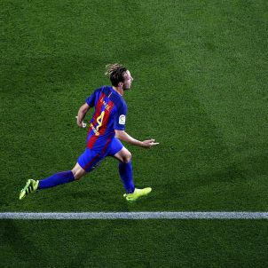 rakitic gol atlético de madrid Barça EFE