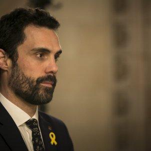 Roger Torrent President Parlament - Sergi Alcàzar