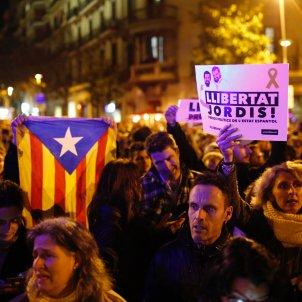 manifestacio seu govern espanyol cdr - sergi alacazar