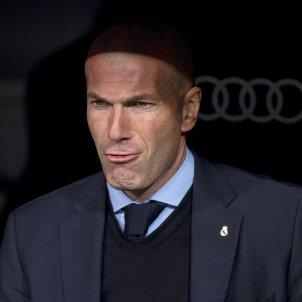 Madrid Leganes Copa del Rei Zidane Efe