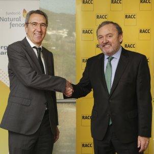 Conveni RACC Fundació Gas Natural Fenosa