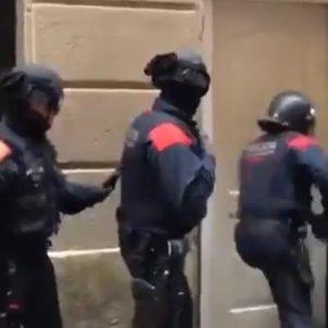 mossos raval - CME