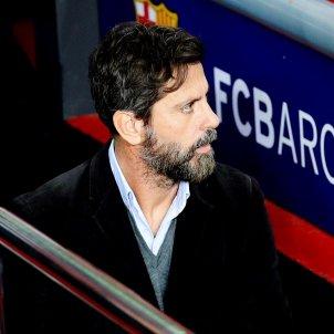 Quique Sanchez Flores Barça Espanyol Copa Efe