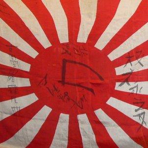 Bandera japonesa 2 Guerra Mundial (Rama)