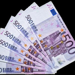 bitllets 500 euros pixabay