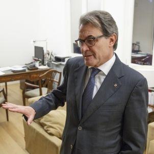 Artur Mas Sergi Alcàzar