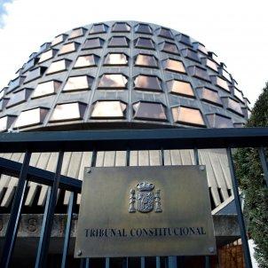 Tribunal Constitucional EFE
