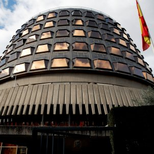 Tribunal Constitucional EFE 2