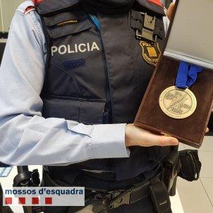 Mossos medalla olimpica ACN