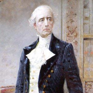 Antoni de Campmany. Retrat coetani. Font Casa Llotja de Mar