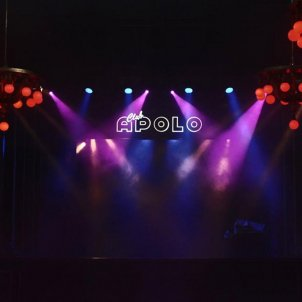 Sala Apolo 75 anys