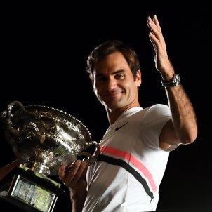 Federer Open d'Australia EFE