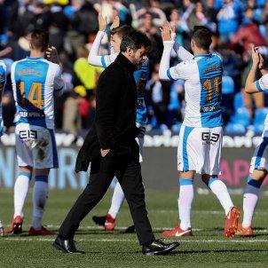 Leganés Espanyol Quique Sánchez Flores Efe