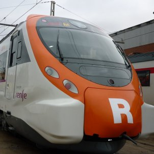 estació vigilant agredida Girona