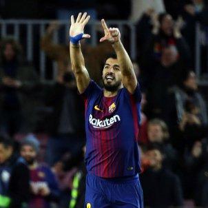 Suarez celebracio gol barça alabes   efe