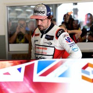 24 hores Daytona Fernando Alonso Efe