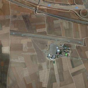 aerodrom ocaña google maps