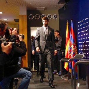 Gerard Piqué Barça Sergi Alcàzar