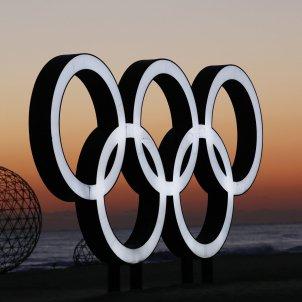Anelles Jocs Olímpics Hivern Pyeongchang JJOO Efe